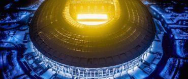 El Estadio Luzhnikí, en detalle