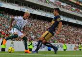 Santos Laguna no puede contra Pumas y cae 2-1