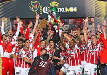 Rayos Campeones de Copa