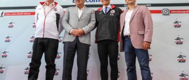 El Poker de As de Lobos BUAP : Mendívil, Bozikián, Palencia y Lapuente