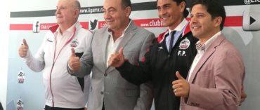 Lobos BUAP presenta su nueva estructura deportiva con Lapuente y Palencia